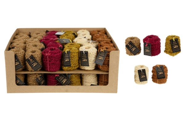 Sisal rope assorted 3