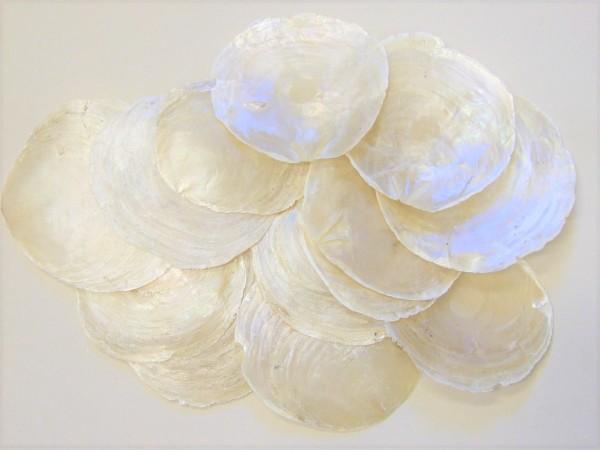 Muschelplatten Capiz