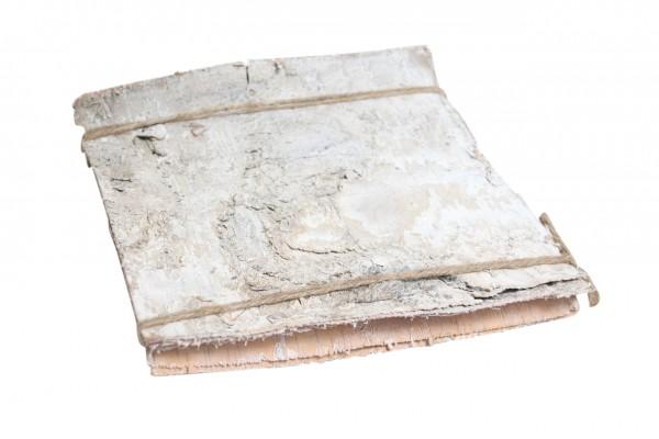 Birkenplatte weiß